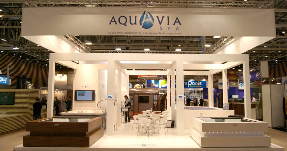 Salon international de la piscine et du spa à Lyon 2014